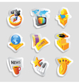 Icons for leisure vector | Price: 1 Credit (USD $1)