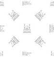 islam temple icon outline style vector image vector image