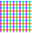 strip seamless pattern pastel colors vector image