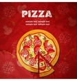 Pizza menu template vector | Price: 1 Credit (USD $1)