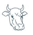 cowcartoon cowcow drawingcow cartooncow cowcow vector image vector image