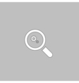 Business Analysis computer symbol vector image