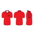 Polo shirt design templates