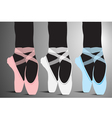 Ballet shoes vector | Price: 1 Credit (USD $1)