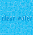 Clear water vector | Price: 1 Credit (USD $1)