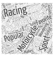 The Popularity of Supercross Motorcycle Racing vector image vector image