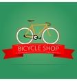 Bike shop icon vector image