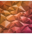 abstract low-poly paper background vector image vector image
