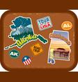 alaska alabama travel stickers