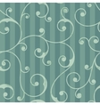 Abstract seamless vintage pattern vector image