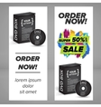 Special Offer Banner Set vector image