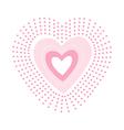 icon heart vector image vector image
