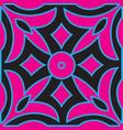mural decorative geometric seamless pattern vector image