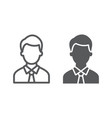 advocate line and glyph icon justice and law