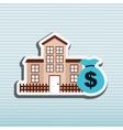 invest savings design vector image