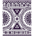 ethnic african ornament vector image