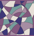 geometric background in shades of purple vector image