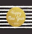 happy new year 2020 glitter gold confetti