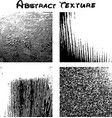 nice black background texture eps 10 vector image