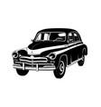car gaz 20 vector image vector image