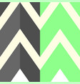 the pattern with gray and light green lines vector image vector image