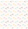 Unicorns Seamless vector image vector image