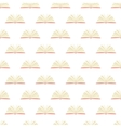Book pattern seamless vector image vector image