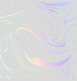 texture of marble with a hologram decorative vector image