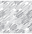 Seamless pattern doodle scribble vector image