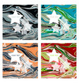 bright color abstract pattern background with vector image vector image