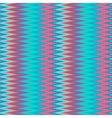 Seamless zigzags geometric pattern vector image
