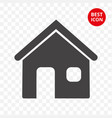 home icon house logo simple flat style vector image