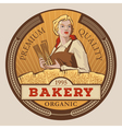 Best bakery vector image vector image