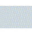 Plus Sign and Rectangle Pattern on Pastel Color vector image