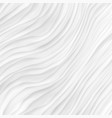 white texture abstract pattern seamless wave vector image vector image
