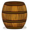 A barrel vector image vector image