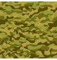 Seamless square background camouflage vector image