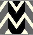 the pattern in which black and gray lines vector image