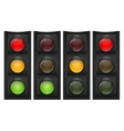 Traffic Light vector image vector image