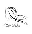 Hair salon vector image vector image