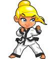 karate martial arts tae kwon do dojo clipart