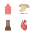 medicine textiles business and other web icon in vector image