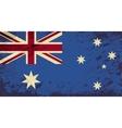 australian flag grunge background