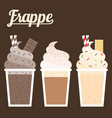 frappe vector image vector image
