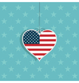 love usa vector image vector image