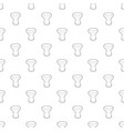 tamtam pattern seamless vector image vector image