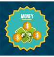money concept vector image vector image