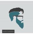 icons hairstyles beard