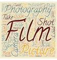 Landscape Photographers text background wordcloud vector image vector image