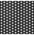 seamless geometric pattern of circles vector image vector image
